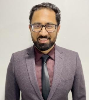 Anees Ur Rehman Portrait