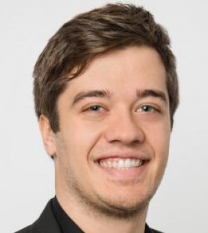 Cameron Marshall Portrait