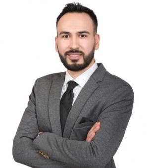 Mahdi Amiri Portrait