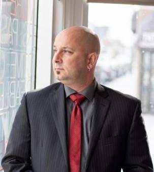 Mark Merrin Portrait