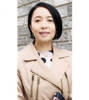 Cindy Mu Portrait