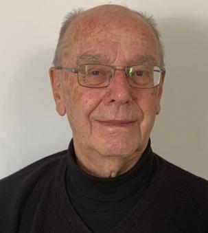 Arthur Roy Portrait