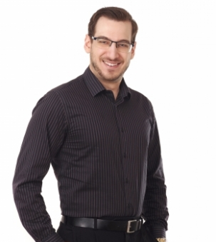 Logan Scarr, Sales Representative