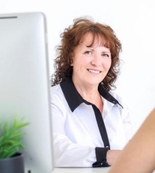 Carole Constable, Sales Representative