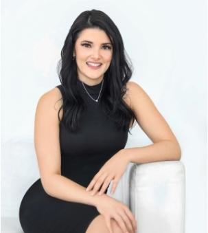 Danielle Gordon, Sales Representative
