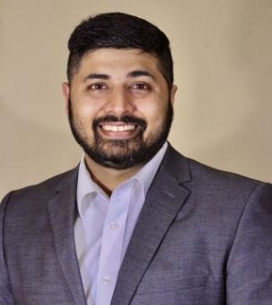Dhruv Juneja, Sales Representative