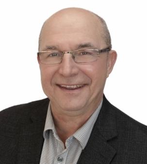 Ted Kogler portrait