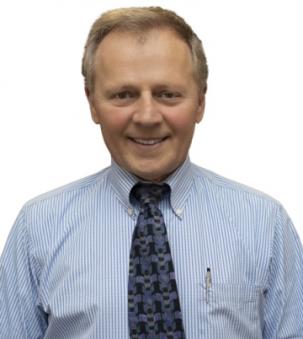 Bruce Duff Portrait