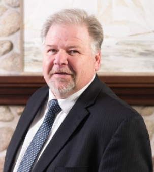 Stephen Hughson Portrait