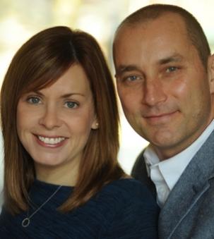 Rachel & David Paquette portrait