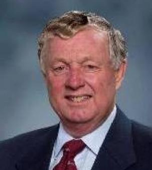 Jerry Hough portrait