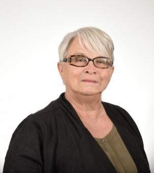 Fran O'Meara Portrait