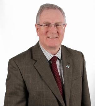 Gerry Maher portrait