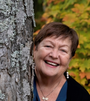 Gloria Carnochan Portrait