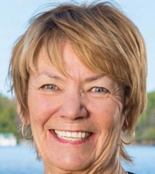 Susan Mottershead Brown Portrait