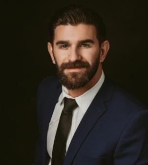 Josh Sarazin Portrait