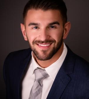 Josh Sarazin, Sales Representative