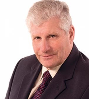 Bill Ervin portrait