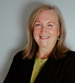 Carol Burkhart portrait