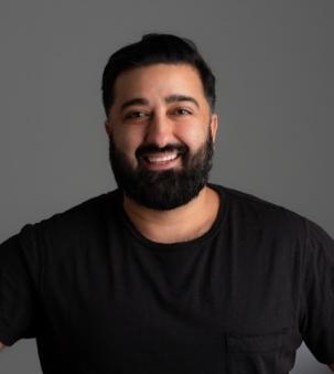 Sohail Rouhani Portrait