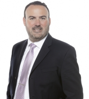 Chris Gallant Portrait