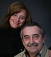 John & Marj Parish portrait