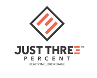 Just 3 Percent Realty Brokerage