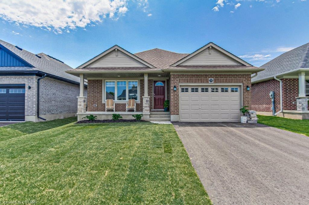 158 Denrich Avenue, Tillsonburg Ontario, Canada