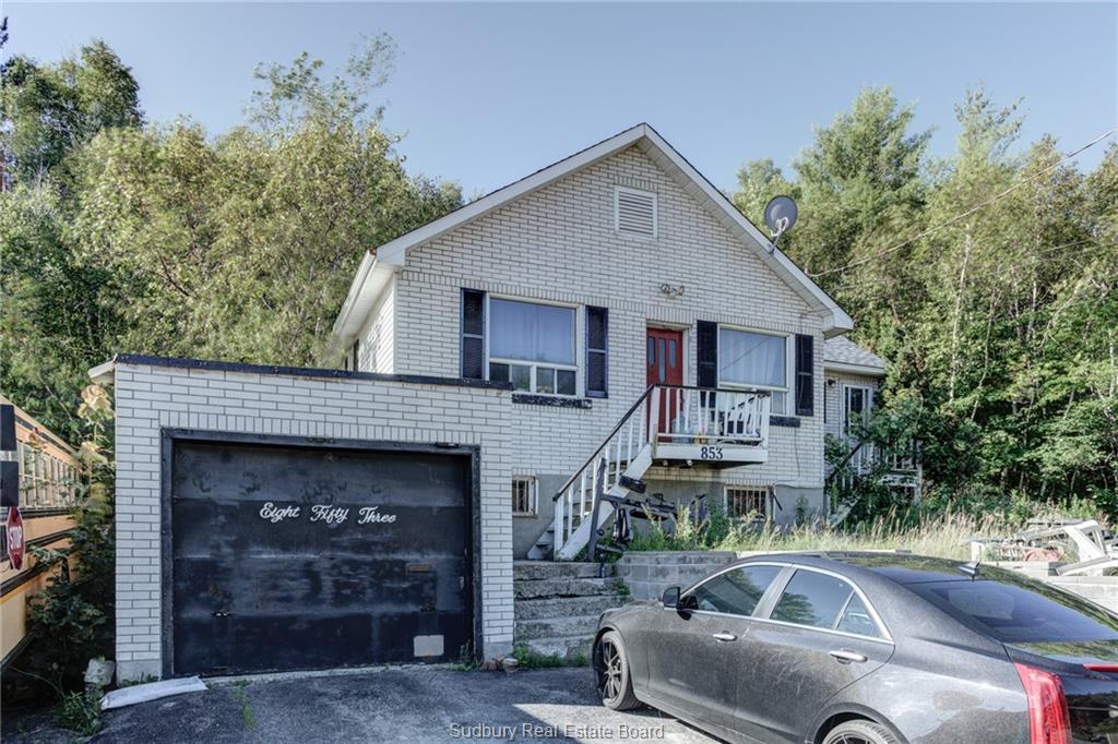 853 & 865 Kingsway, Sudbury Ontario, Canada