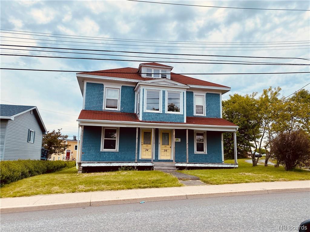 34-36 Westmorland Road, Saint John New Brunswick, Canada