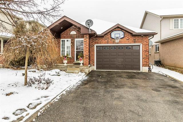 258 Green Vista Drive, Cambridge Ontario, Canada