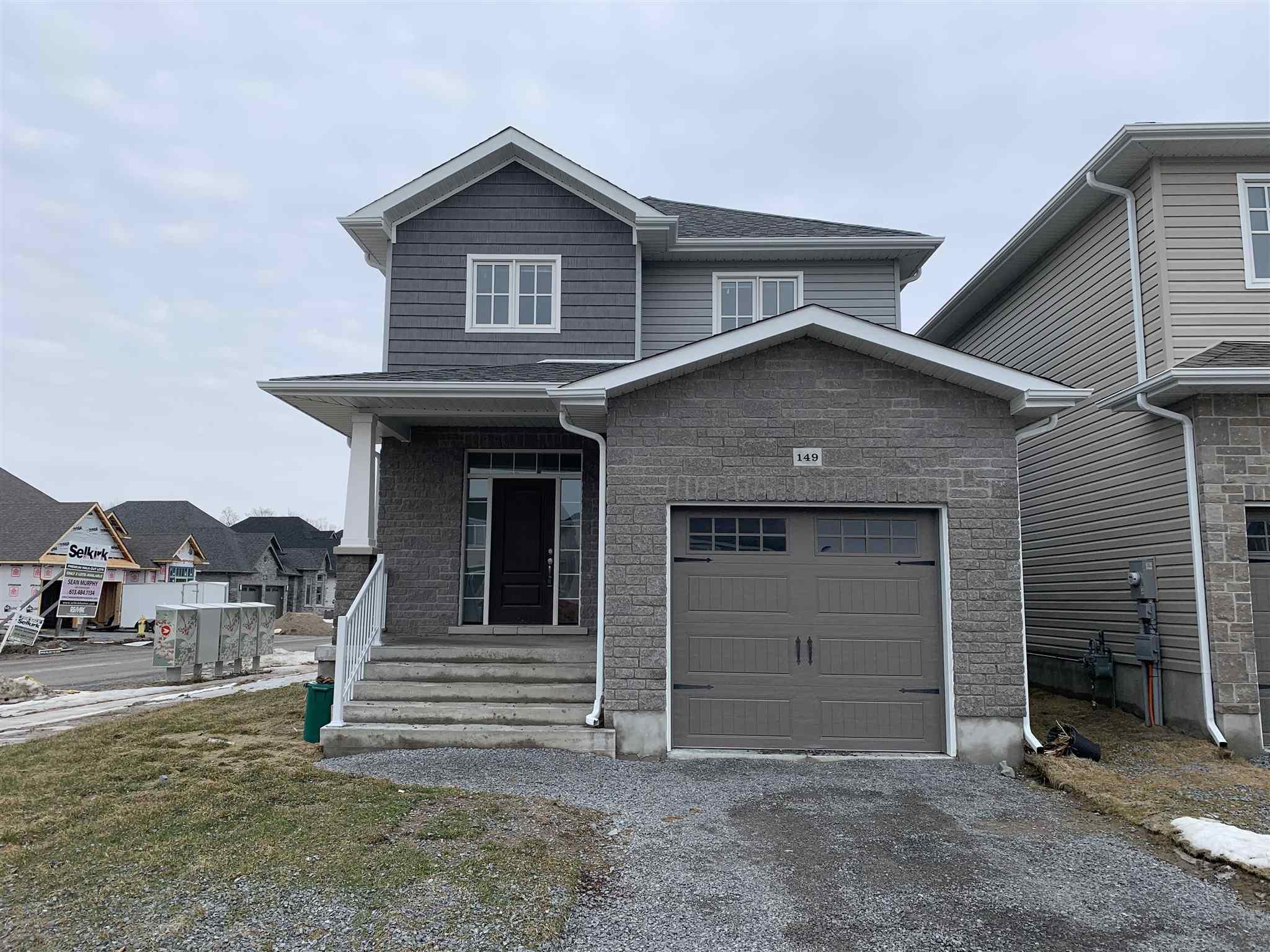 149 Pauline Tom Avenue, Kingston Ontario, Canada