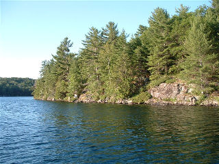 Roberts Island, Rosseau Ontario