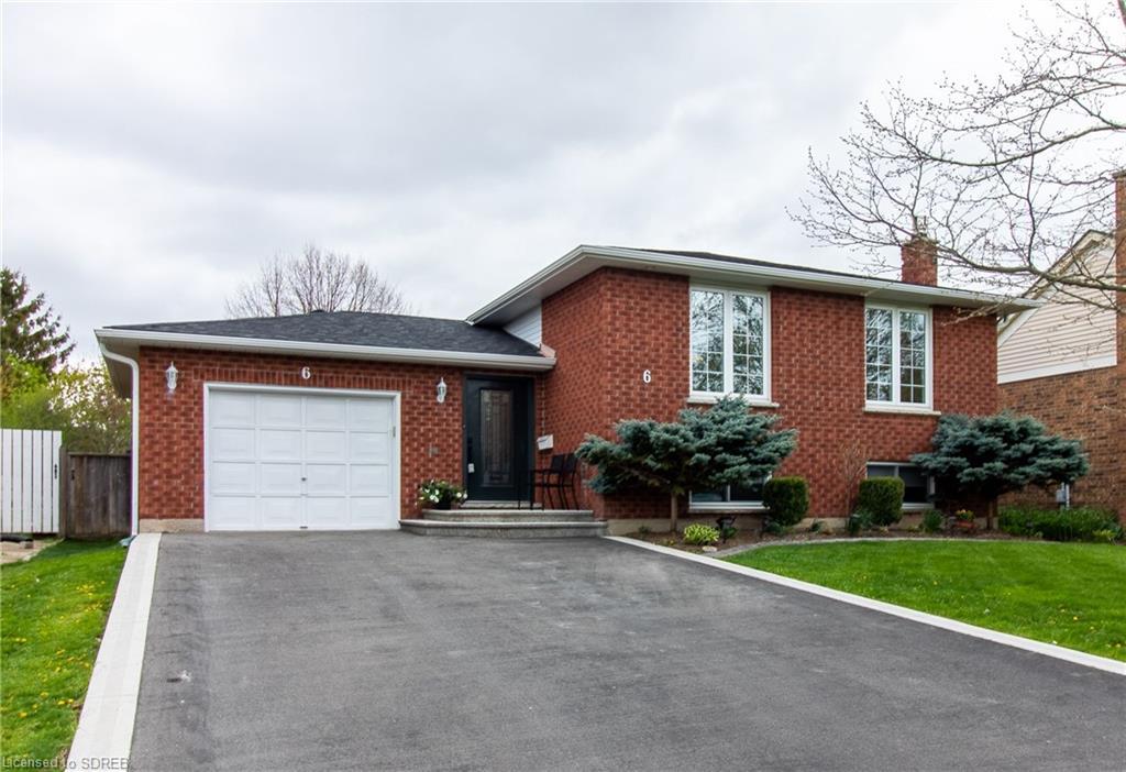 6 Hawthorne Crescent, Townsend Ontario, Canada