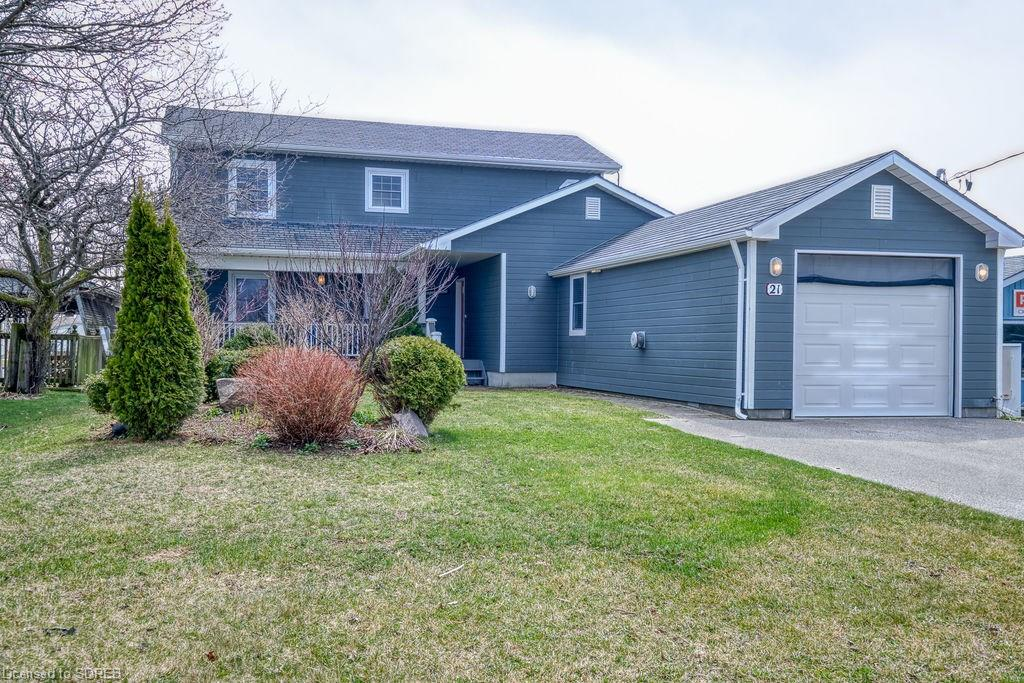 21 Rogers Avenue, Long Point Ontario, Canada