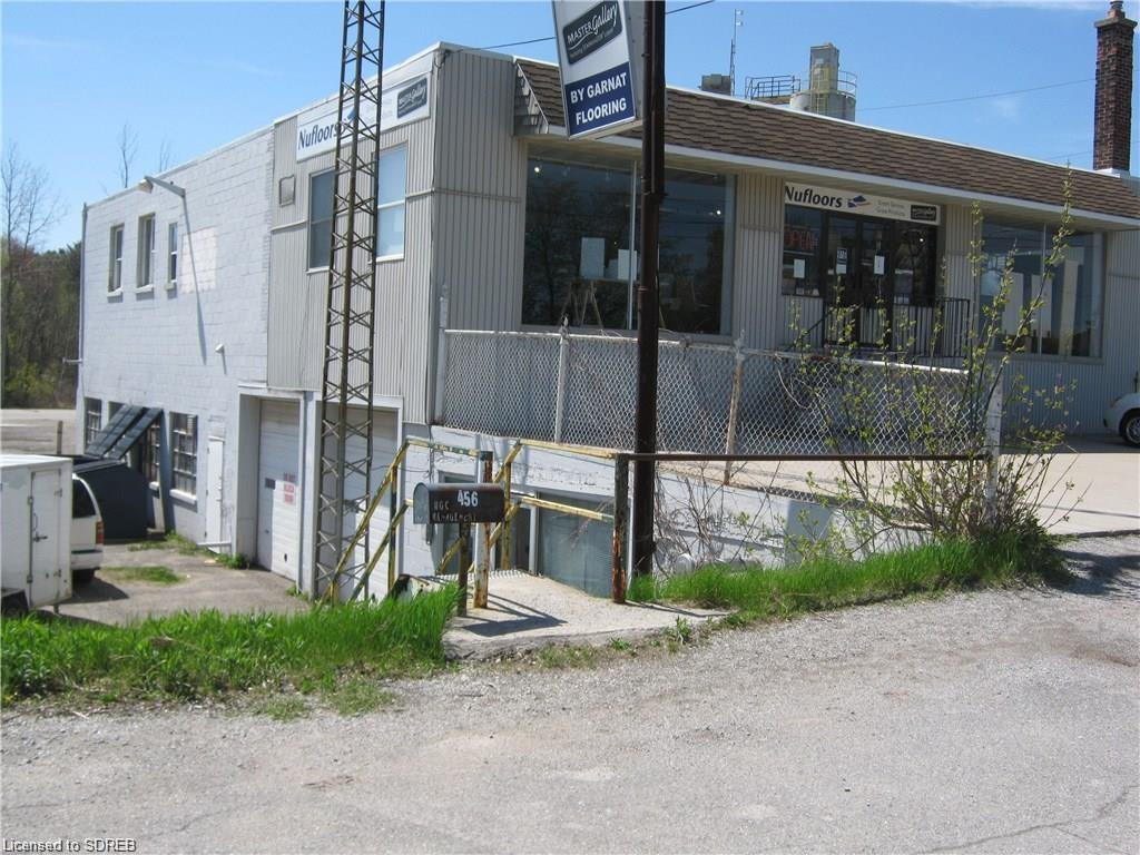 456 Queensway Drive W Unit# Upper, Simcoe Ontario, Canada