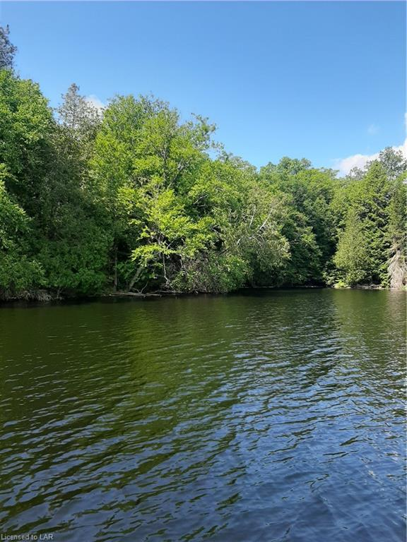 - Minnicock Lake ., Haliburton Ontario, Canada