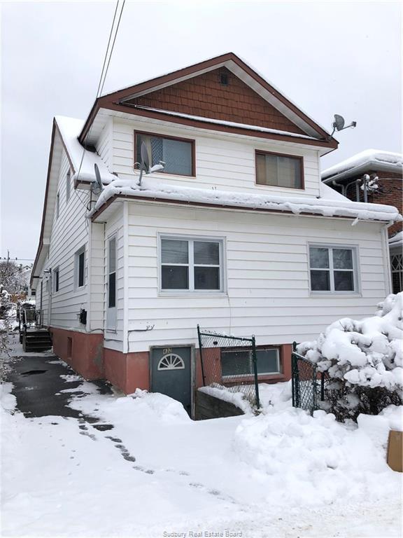 432 Montague Avenue, Sudbury Ontario, Canada