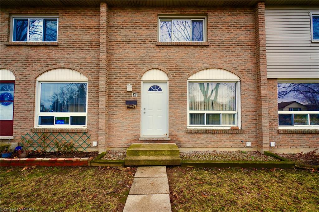 1775 Culver Drive Unit# 12, London Ontario, Canada