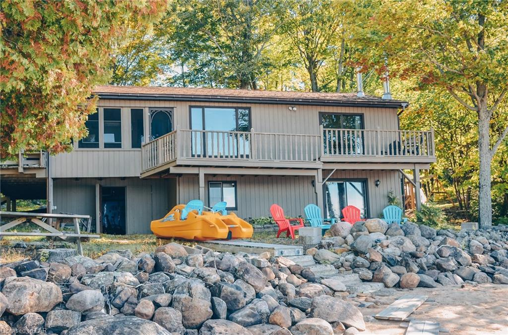 4867 KENNISIS LAKE Road, Haliburton, Ontario, Canada