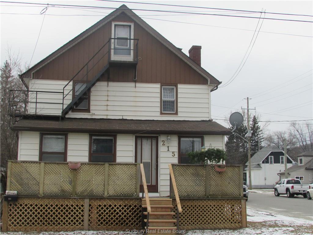 215 Dell Street, Sudbury Ontario, Canada