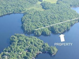 Harris Lake McDougall Township, McDougall Ontario