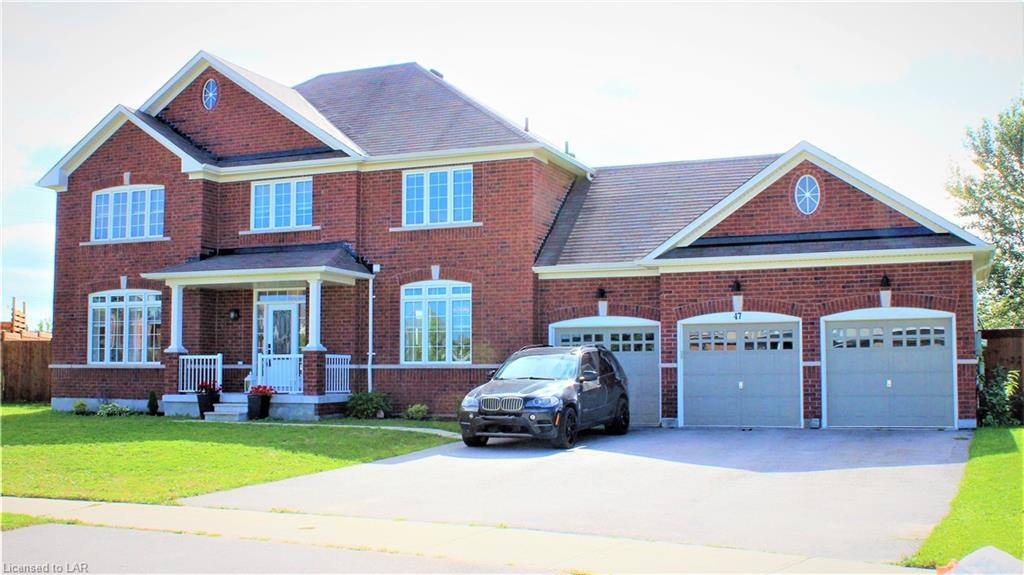 47 COMMONWEALTH Road, Barrie, Ontario, Canada