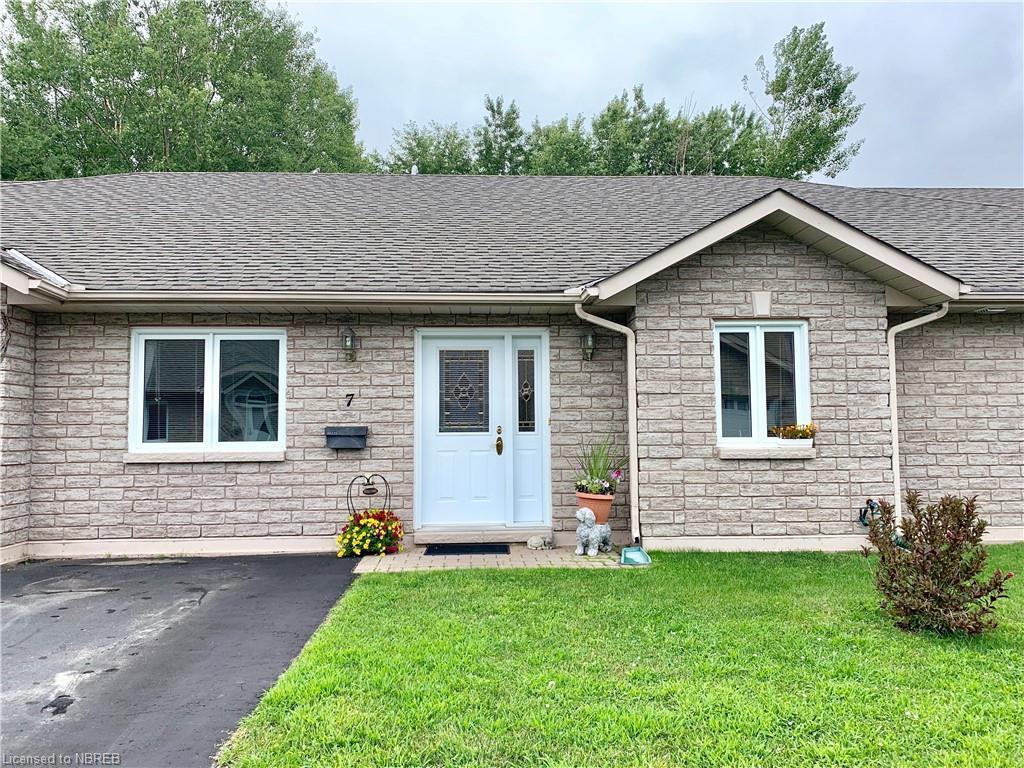 582 Lakeshore Drive Unit# 7, North Bay Ontario, Canada