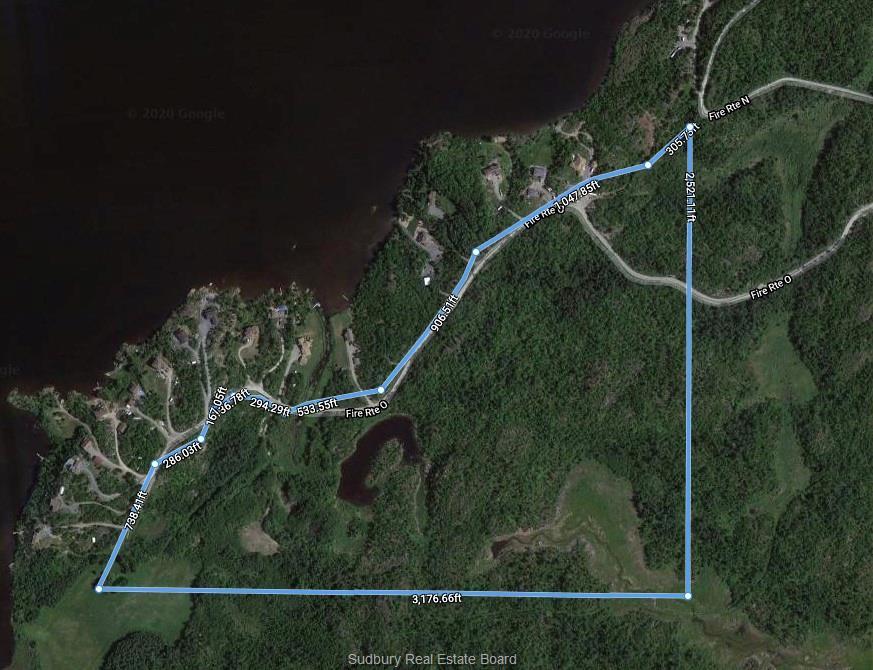 Parcel 8250 Fire Route O, Azilda Ontario, Canada