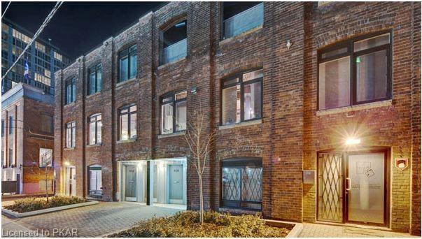 43 BRITAIN Street Unit# 200, Toronto Ontario, Canada