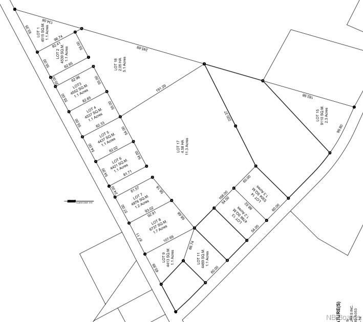 Lot 1 655 Route, Rusagonis New Brunswick, Canada