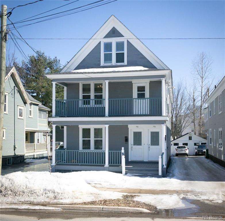 190-192 Odell Avenue, Fredericton New Brunswick, Canada