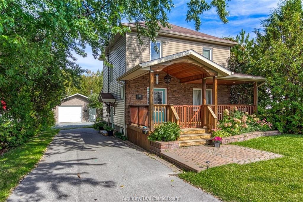 102 Nepahwin Avenue, Sudbury Ontario, Canada