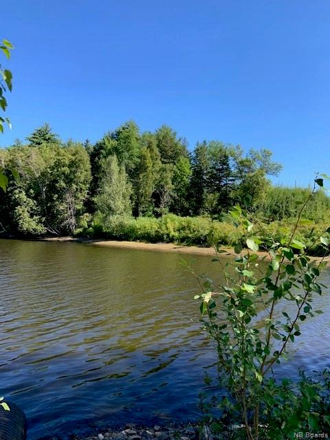 Waterfront Lot 105 Route, Northhampton New Brunswick, Canada